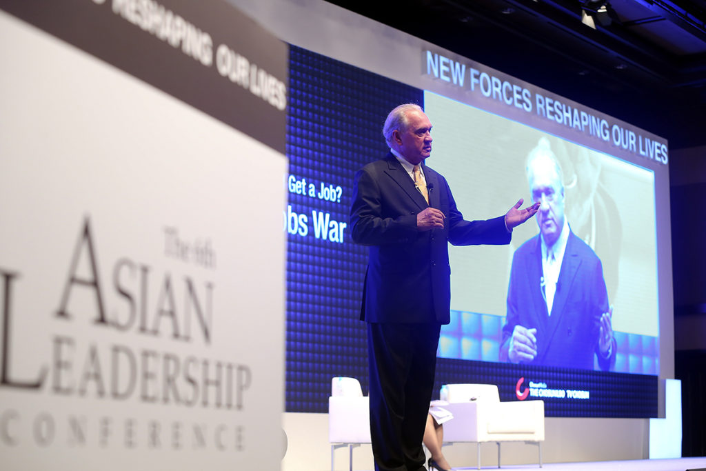 THE 6TH ASIAN LEADERSHIP CONFERENCE