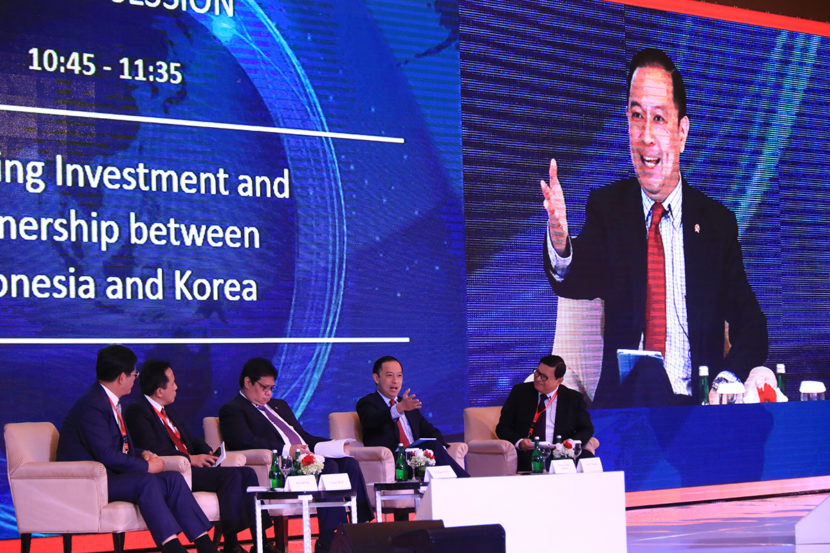 INDONESIA-KOREA BUSINESS SUMMIT 2017
